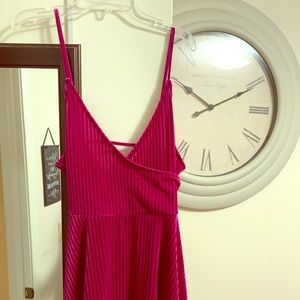 Cute pink dress 💗💕 Forever 21 🎀